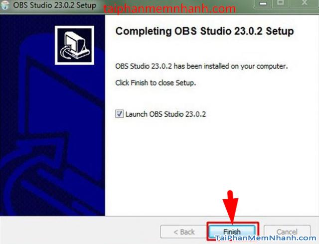 Hướng dẫn cài đặt và Quay màn hình máy tính với OBS Studio + Hình 14