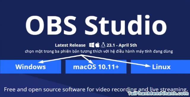 Cách sử dụng phần mềm OBS Studio để quay màn hình máy tính + Hình 6