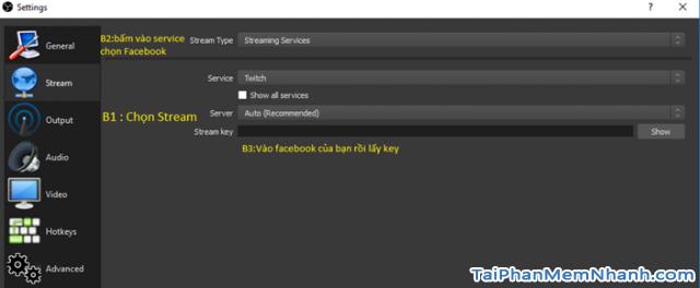 Cách phát Live Stream Liên Minh Huyền Thoại lên Facebook với OBS Studio + Hình 12