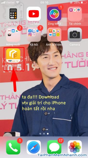 Tải ứng dụng VTV Giải trí cho điện thoại iPhone, iPad + Hình 17