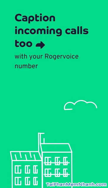 Tải Rogervoice: Ứng dụng chuyển giọng nói thành văn bản cho Android + Hình 4
