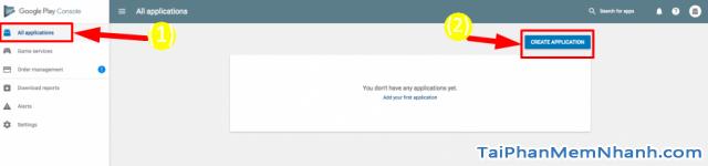 Hướng dẫn xuất bản ứng dụng di động lên cửa hàng Google Play + Hình 4