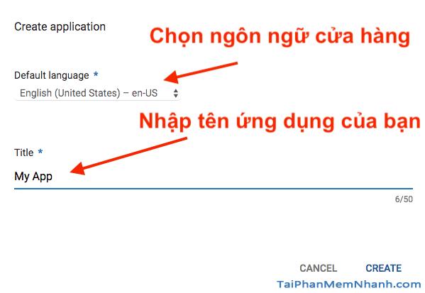 Hướng dẫn xuất bản ứng dụng di động lên cửa hàng Google Play + Hình 5