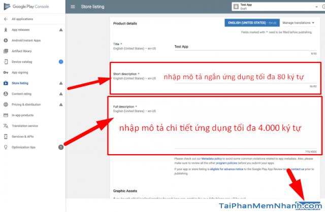 Hướng dẫn xuất bản ứng dụng di động lên cửa hàng Google Play + Hình 7