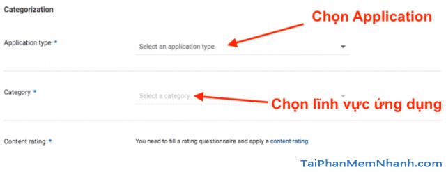 Hướng dẫn xuất bản ứng dụng di động lên cửa hàng Google Play + Hình 11
