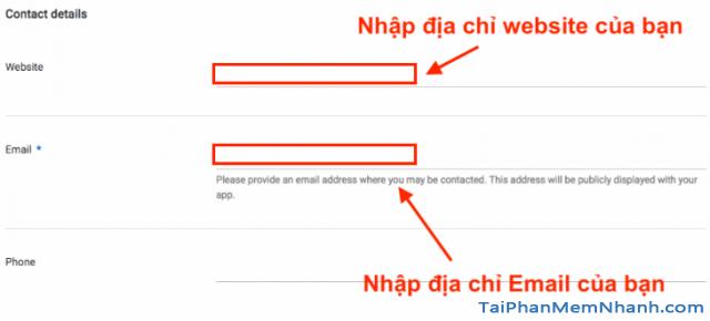 Hướng dẫn xuất bản ứng dụng di động lên cửa hàng Google Play + Hình 12