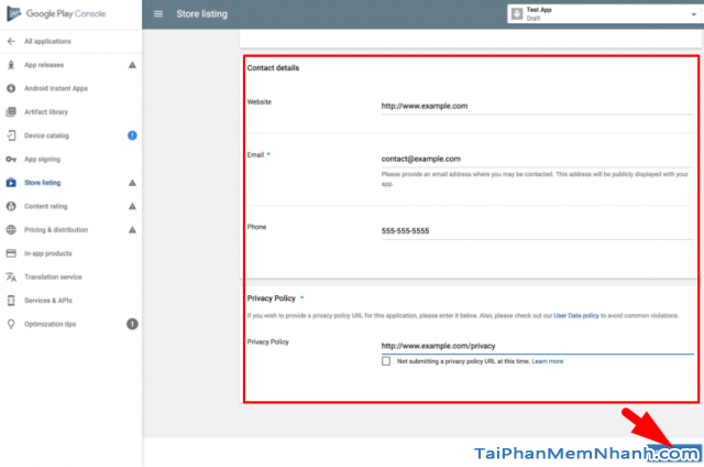 Hướng dẫn xuất bản ứng dụng di động lên cửa hàng Google Play + Hình 13