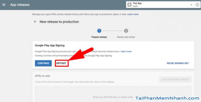 Hướng dẫn xuất bản ứng dụng di động lên cửa hàng Google Play + Hình 16