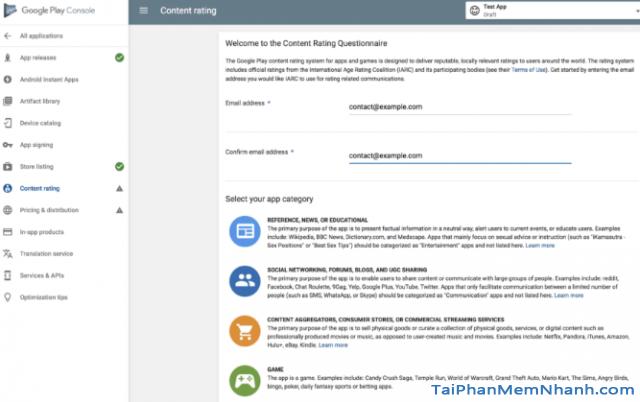 Hướng dẫn xuất bản ứng dụng di động lên cửa hàng Google Play + Hình 20