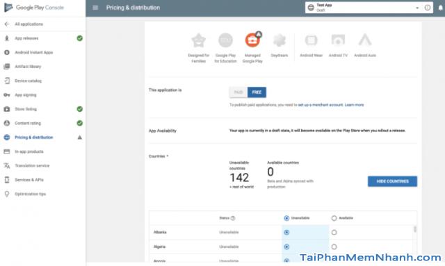 Hướng dẫn xuất bản ứng dụng di động lên cửa hàng Google Play + Hình 22