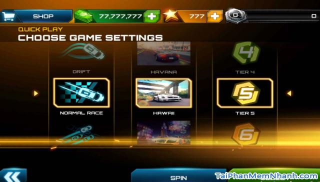 Tải Asphalt 7: Heat - Game Đua Xe Tốc Độ Online Windows 8 + Hình 5