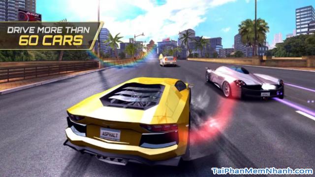 Tải Asphalt 7: Heat - Game Đua Xe Tốc Độ Online Windows 8 + Hình 12