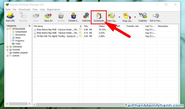 Cách tăng tốc độ tải trên Internet Download Manager + Hình 12
