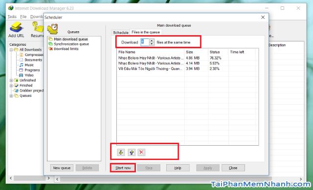 Cách tăng tốc độ tải trên Internet Download Manager + Hình 14