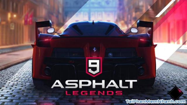 Tải Asphalt 9: Legends - Game Đua XE Hành Động 2019 cho iPhone, iPad + Hình 2