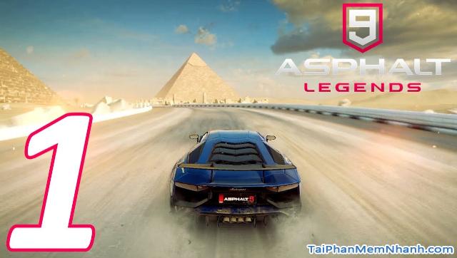 Tải Asphalt 9: Legends - Game Đua XE Hành Động 2019 cho iPhone, iPad + Hình 8