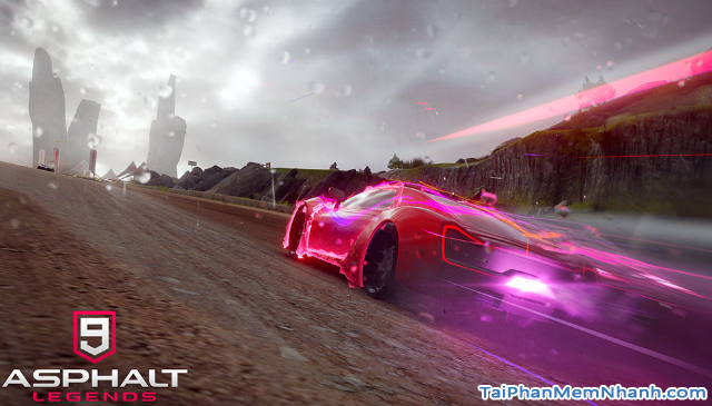 Tải Asphalt 9: Legends - Game Đua XE Hành Động 2019 cho iPhone, iPad + Hình 12