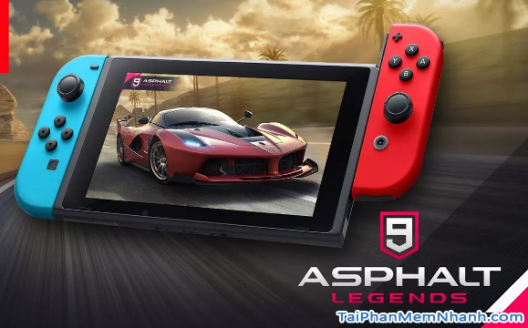 Tải Asphalt 9: Legends - Game Đua XE Hành Động 2019 cho iPhone, iPad + Hình 23