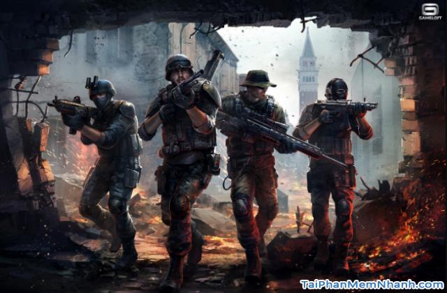 Tải game bắn súng Modern Combat 5: Blackout cho iPhone, iPad + Hình 5