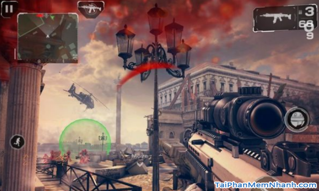 Tải game bắn súng Modern Combat 5: Blackout cho iPhone, iPad + Hình 10