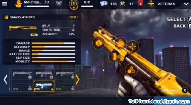 Tải game bắn súng Modern Combat 5: Blackout cho iPhone, iPad + Hình 12