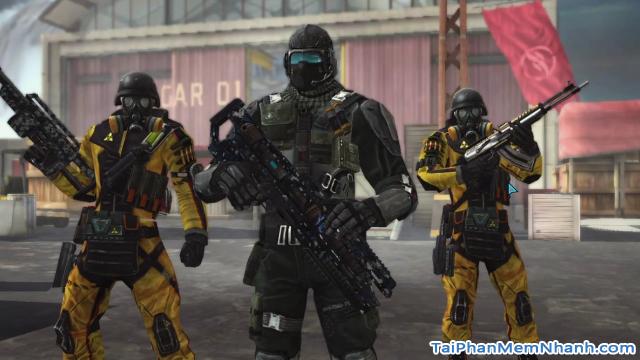 Tải game bắn súng Modern Combat 5: Blackout cho iPhone, iPad + Hình 13