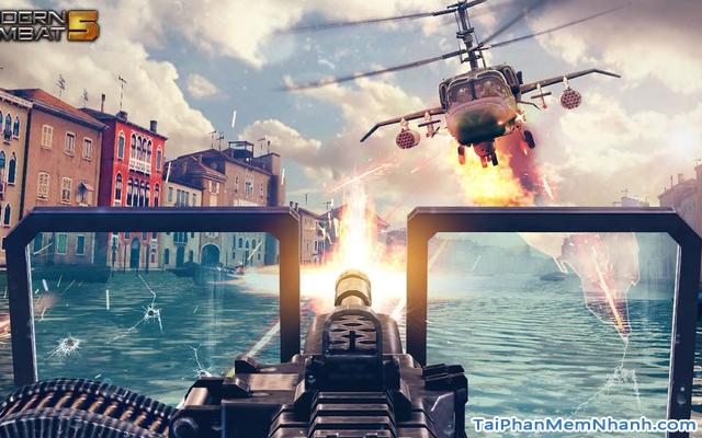 Tải game bắn súng Modern Combat 5: Blackout cho iPhone, iPad + Hình 17