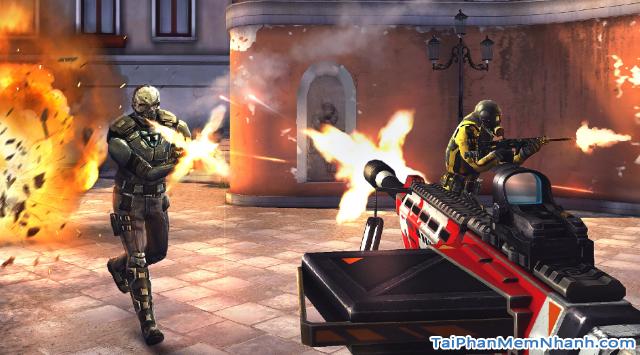 Tải game bắn súng Modern Combat 5: Blackout cho iPhone, iPad + Hình 18