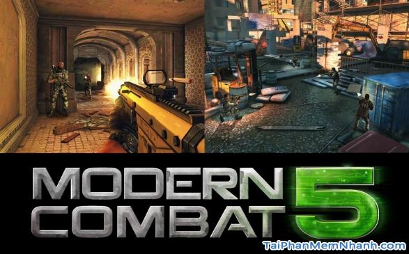 Tải game bắn súng Modern Combat 5: Blackout cho iPhone, iPad + Hình 22