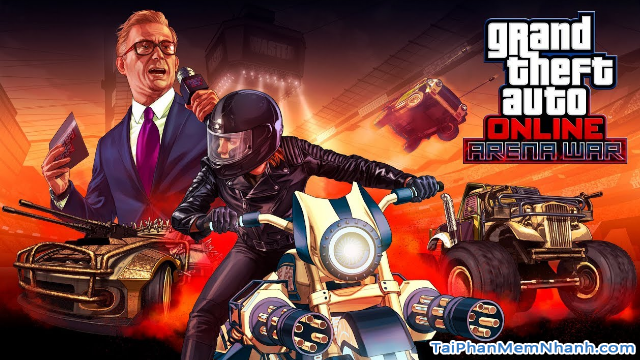 Tải Gangstar Vegas - Trò chơi bắn súng TPS cho iPhone, iPad + Hình 5