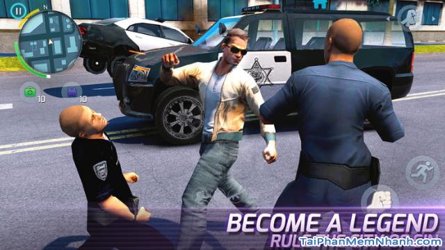 Tải Gangstar Vegas - Trò chơi bắn súng TPS cho iPhone, iPad + Hình 11