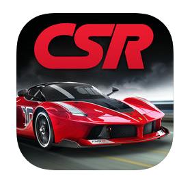 Tải game đua xe CSR Racing cho điện thoại iPhone, iPad