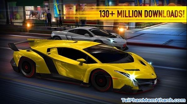 Tải game đua xe CSR Racing cho điện thoại iPhone, iPad + Hình 3