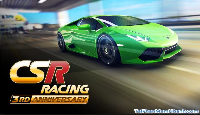 Tải game đua xe CSR Racing cho điện thoại iPhone, iPad + Hình 5
