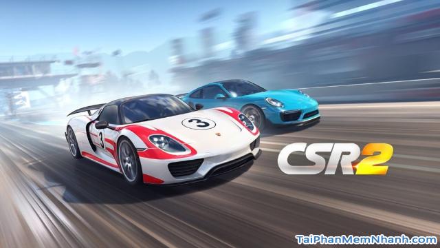 Tải game đua xe CSR Racing cho điện thoại iPhone, iPad + Hình 8