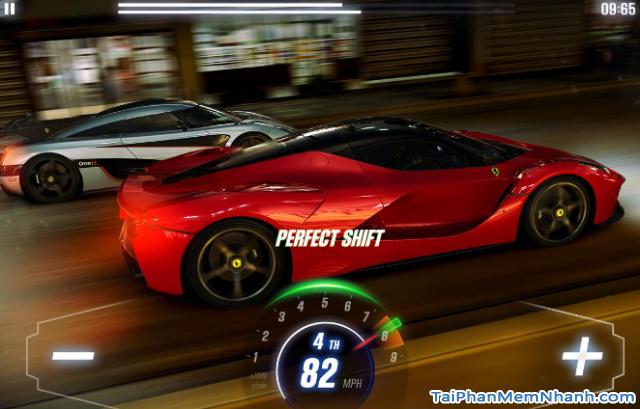 Tải game đua xe CSR Racing cho điện thoại iPhone, iPad + Hình 11
