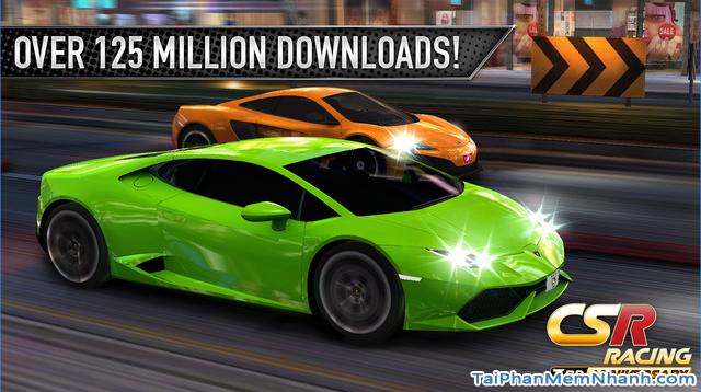 Tải game đua xe CSR Racing cho điện thoại iPhone, iPad + Hình 15