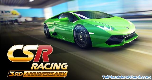 Tải game đua xe tốc độ CSR Racing cho điện thoại Android + Hình 5