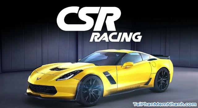 Tải game đua xe tốc độ CSR Racing cho điện thoại Android + Hình 6