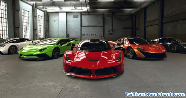 Tải game đua xe tốc độ CSR Racing cho điện thoại Android + Hình 7