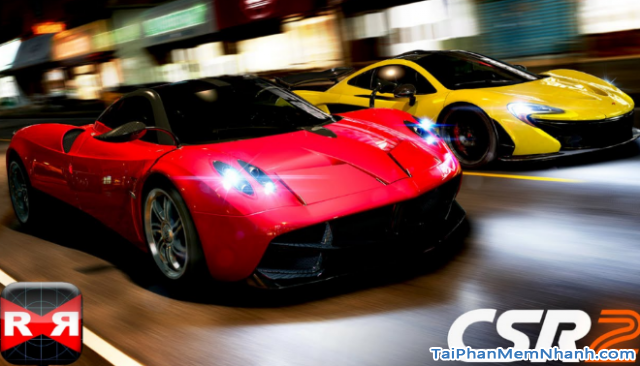 Tải CSR Racing 2 - Game đua xe đường phố cho iPhone, iPad + Hình 3