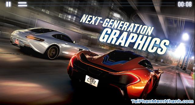Tải CSR Racing 2 - Game đua xe đường phố cho iPhone, iPad + Hình 8