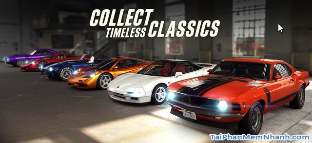 Tải CSR Racing 2 - Game đua xe đường phố cho iPhone, iPad + Hình 11