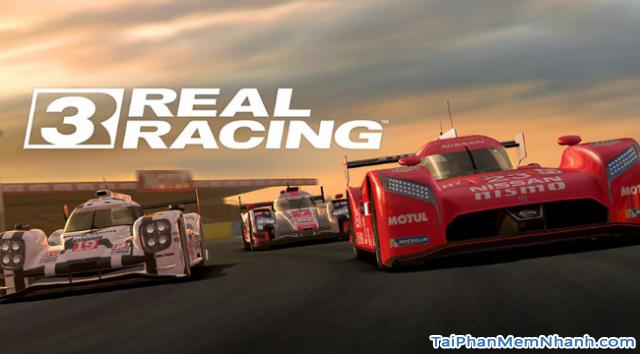 Tải cài đặt game Real Racing 3 cho điện thoại Android + Hình 2