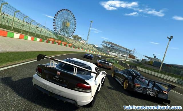 Tải cài đặt game Real Racing 3 cho điện thoại Android + Hình 4