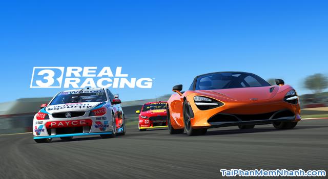Tải cài đặt game Real Racing 3 cho điện thoại Android + Hình 6