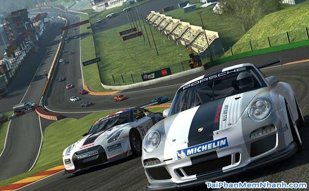Tải cài đặt game Real Racing 3 cho điện thoại Android + Hình 8