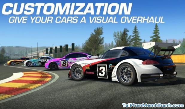 Tải cài đặt game Real Racing 3 cho điện thoại Android + Hình 9