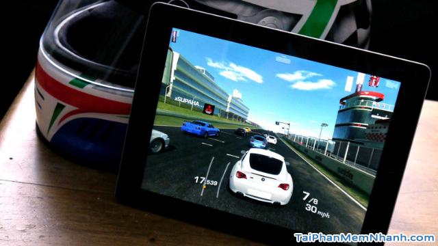 Tải cài đặt game Real Racing 3 cho điện thoại Android + Hình 10
