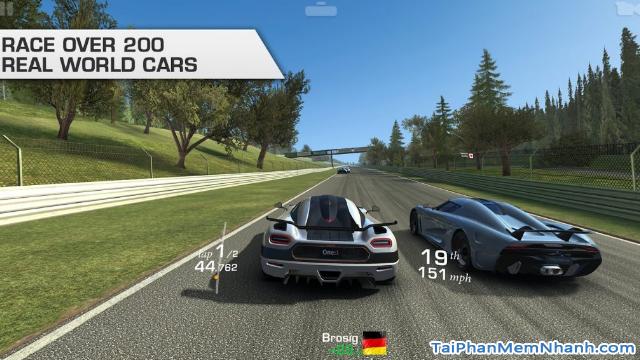 Tải cài đặt game Real Racing 3 cho điện thoại Android + Hình 11